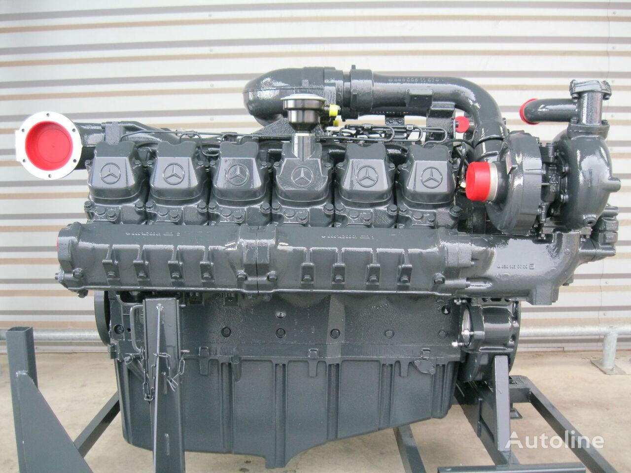 LIEBHERR Motor für Kranwagen