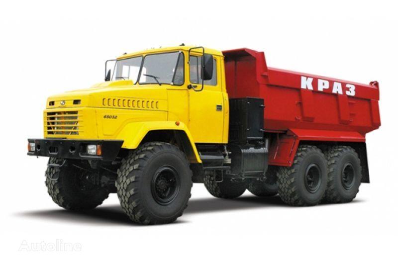 KRAZ 65032 tip 3  Kipper LKW